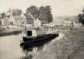Bradford on Avon Upper Wharf c1925 Kennet & Avon Canal