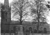 Christ Church and weighbridge