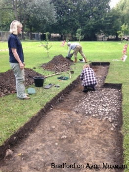 Trench 5 - 16th August 2014