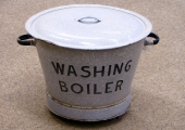 Washing boiler