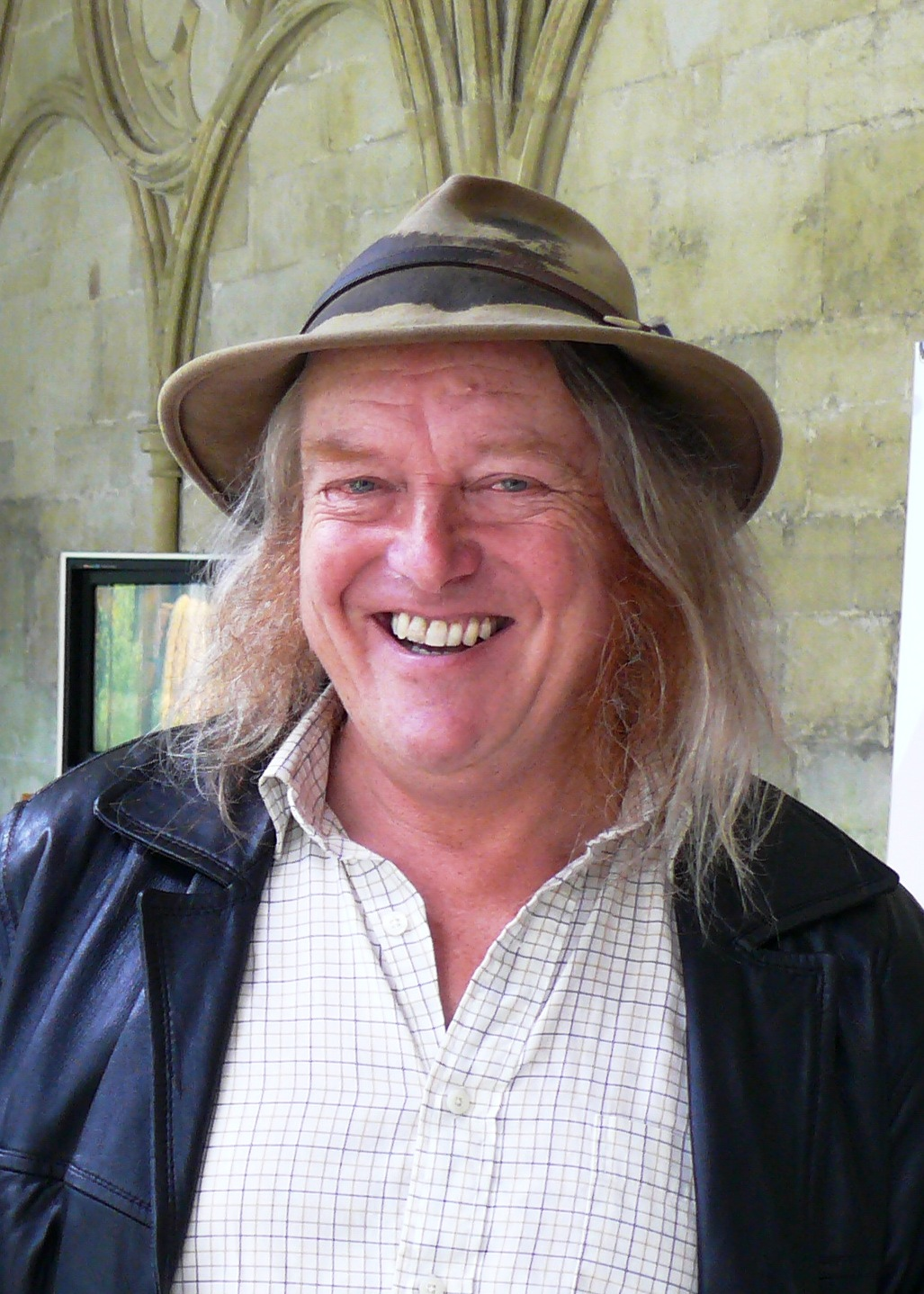 autumn event 2018  a night with phil harding