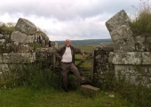 Mark Corney at Mile Castle 37