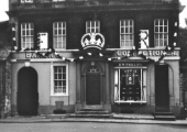 Georgian Lodge, coronation 1953