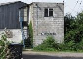 Compton's pig farm, Bradford Leigh, Bradford on Avon