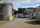 Conkwell Pig Farm, Bradford on Avon