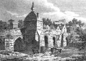 Town Bridge, engraving after Samuel Prout 1809