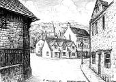 St Margaret\'s Street, by Curwen Fisher