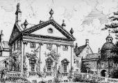 Belcombe Court, by Curwen Fisher
