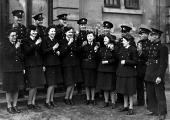 National Fire Service, 1940s, Bradford on Avon, Wiltshire