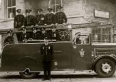 Wiltshire Fire Service, Bradford on Avon Brigade 1947