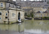 flood, St Margaret's Hall 2003