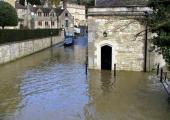 flood, Church Street 2009