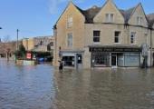flood, Christmas Eve 2013