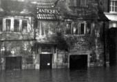flood, Bridge Street 1963