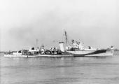HMS Avon Vale, Bradford on Avon\'s adopted ship