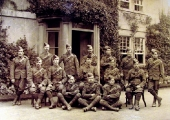 Wiltshire K Company cycle corps