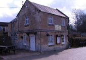 Canal Trust tea shop