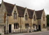 St Catherine\'s Almshouses, Frome Road
