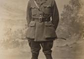 Major T.H.B. Forster of Holt Manor