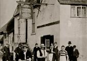 The White Hart (now Toll Gate) inn
