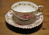 tea cup used by Queen Mary at The Courts in 1940