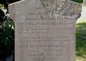 Job Wastfield, millwright, died 1857