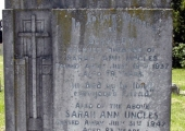 Berkley Uncles, ironfounder, died 1937
