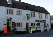 Old Ham Tree pub, Holt