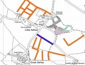Little Ashley - map plotting