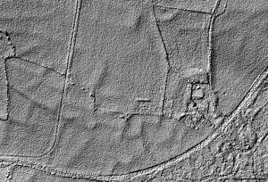 WInsley Church Farm LIDAR data