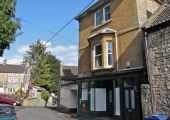 Former Post Office, Station Garage and Hop Pole Inn