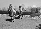 point-to-point horse race, Monkton Farleigh