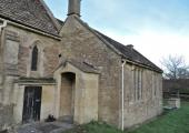 Monkton Farleigh church vestry