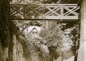 Newtown footbridge