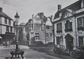 Market Street and Shambles, Bradford on Avon c1930