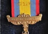 Buffaloes medal