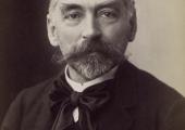 Stéphane Mallarmé, French poet