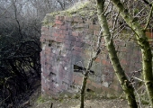 Pillbox above Avoncliff Lane, Bradford on Avon