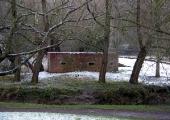 Pillbox at Barton Bridge, Bradford on Avon
