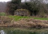 Pillbox opposite Widbrook, Bradford on Avon