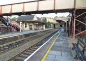 Bradford on Avon station 2019
