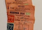 Alexander Cinema tickets