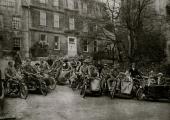 motorcycle club, Church Street c1912