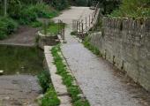 Barton footbridge, Bradford on Avon