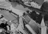 site of the McKeever Bridge, Bradford on Avon