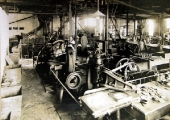 Sirdar Rubber factory, Greenland Mills
