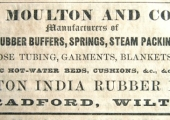 Stephen Moulton advertisement 1859