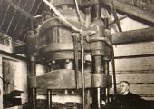 rubber press, Spencer Moulton works