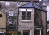 The Royal Oak Inn, Bradford on Avon, extension at the rear