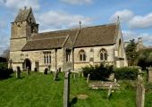South Wraxall  church